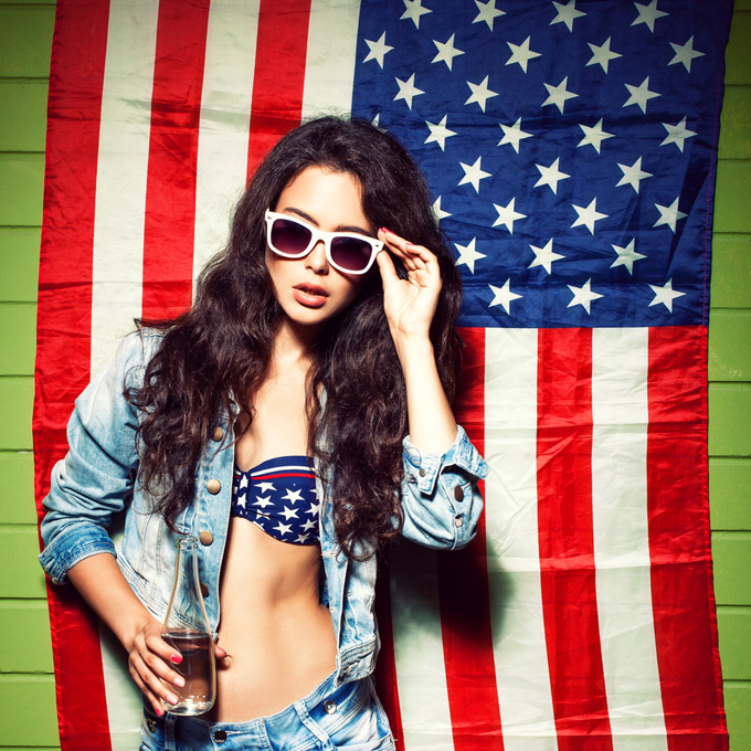 amerikansk dejt